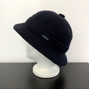 Vintage Kangol wool grouser hat